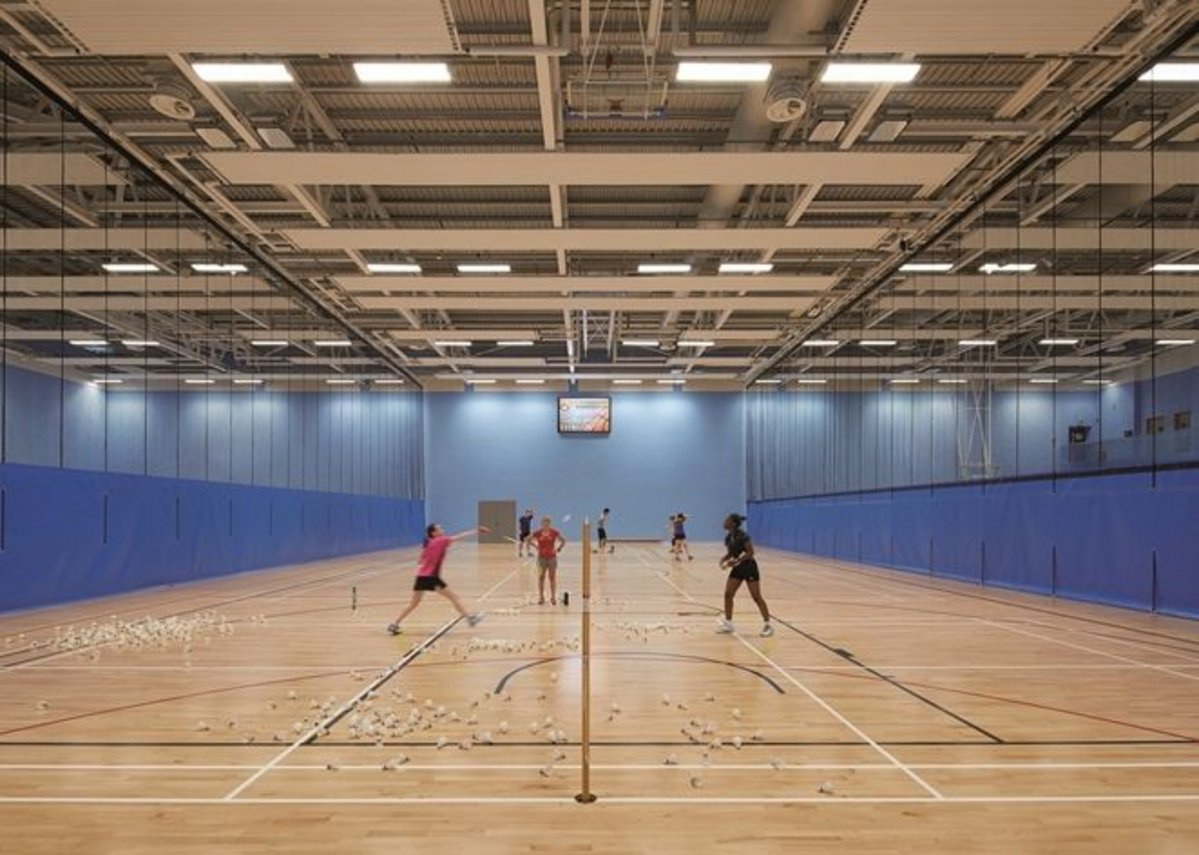 University of Birmingham Indoor Sports Centre