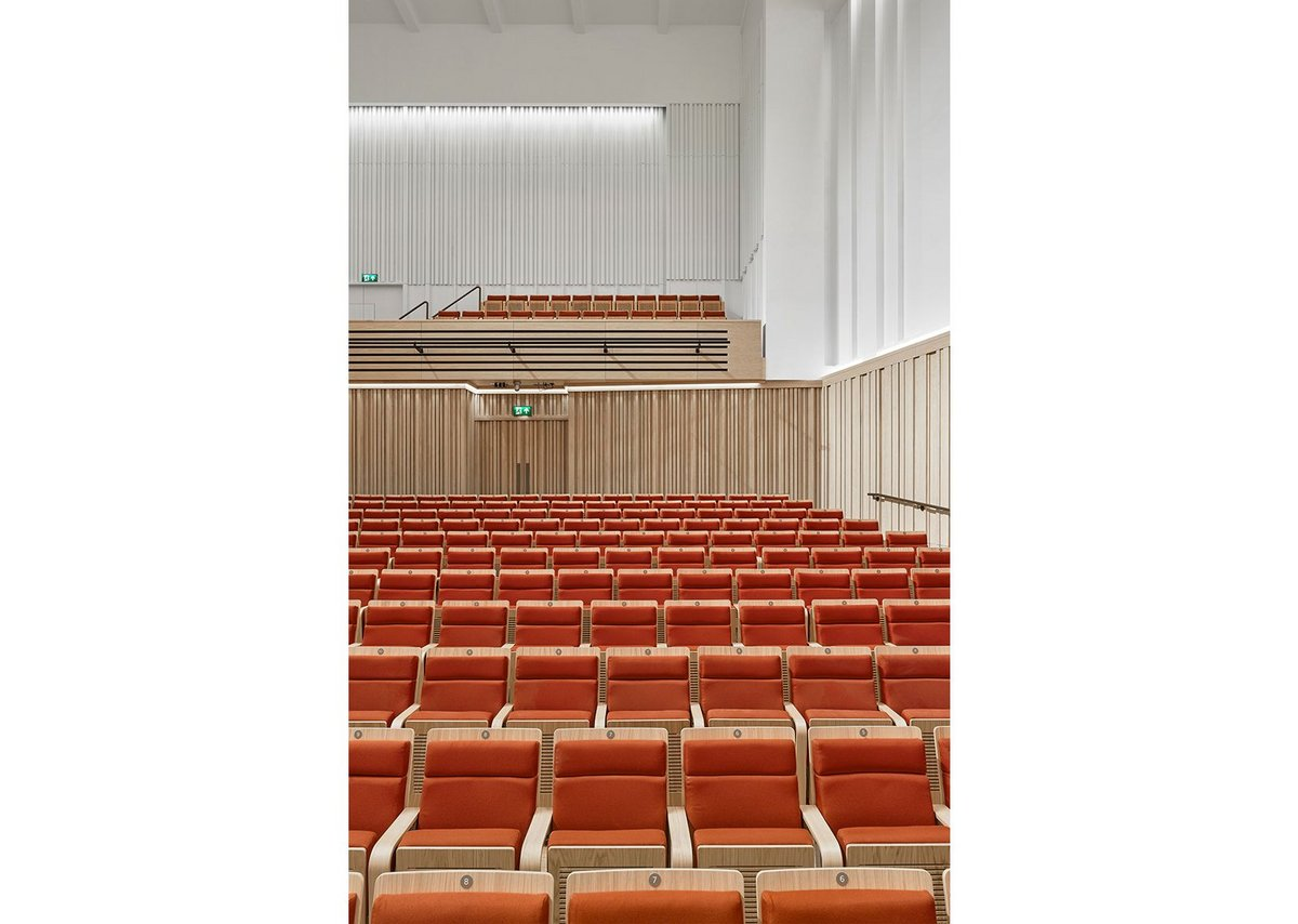 Stoller Hall by Stephenson Studio.
