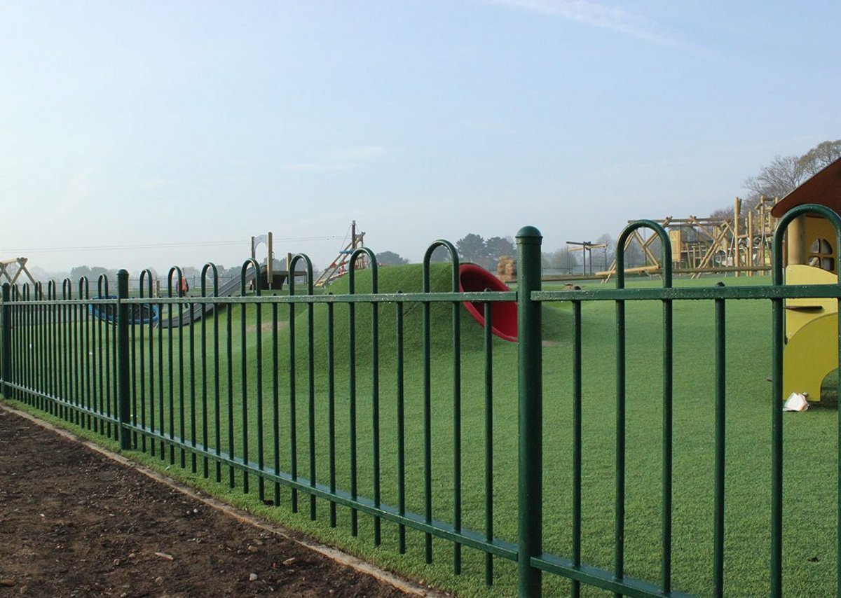 The Mote Park development was completed in 2019.