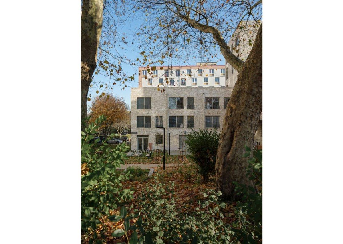Caudale Housing Scheme, Camden.