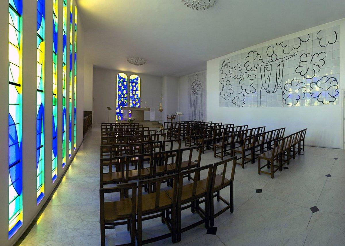 Vence Chapel.