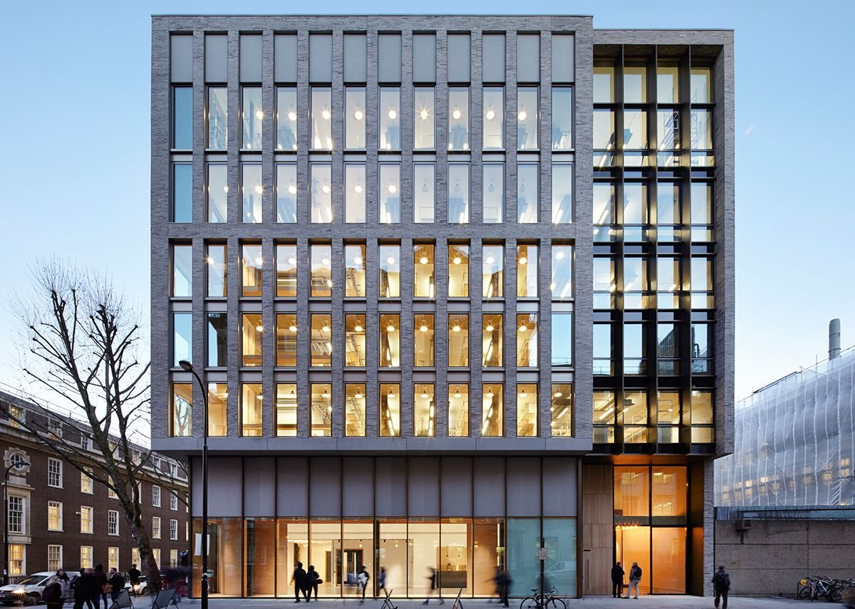 The Bartlett School of Architecture, Bloomsbury by Hawkins\Brown