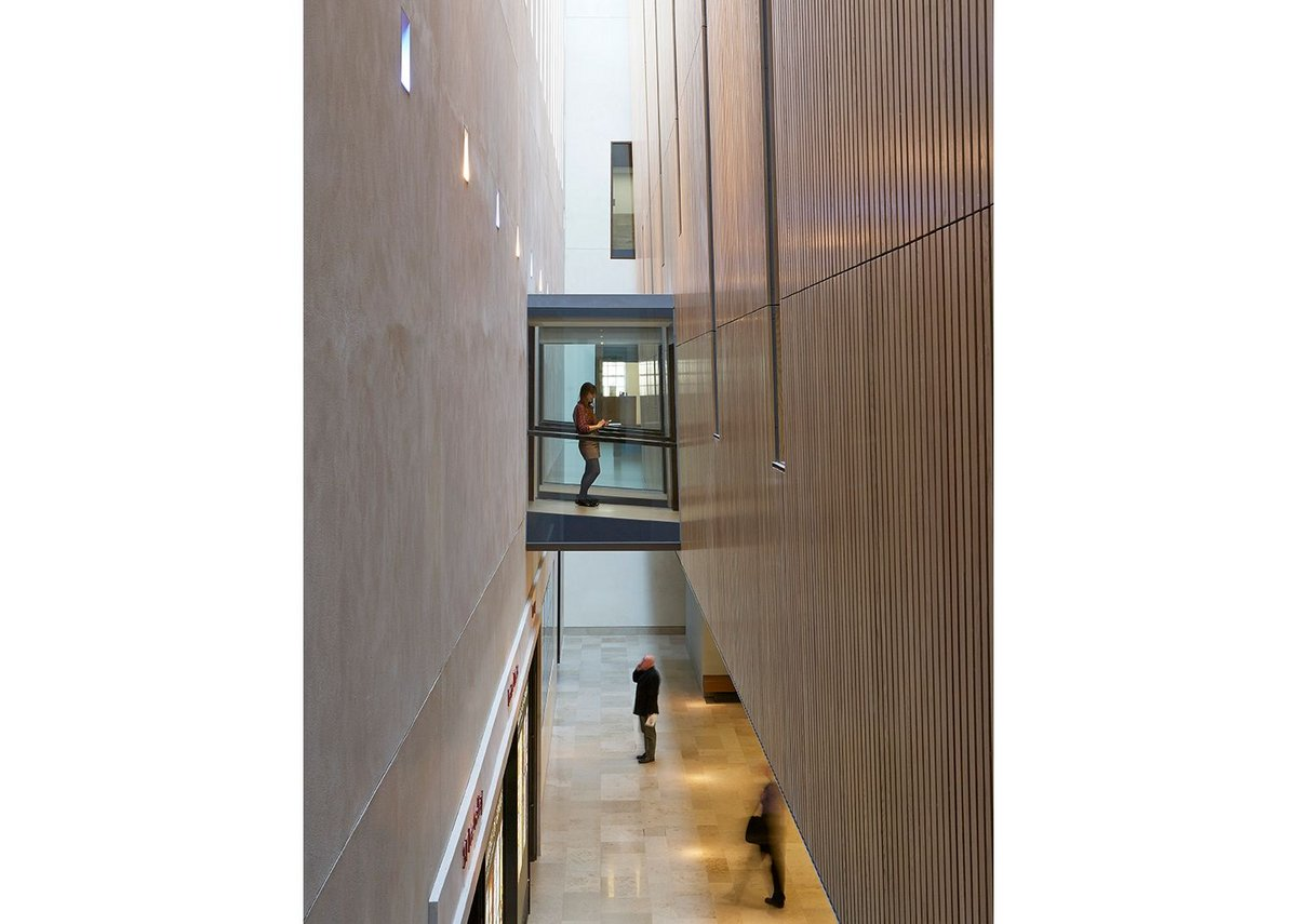 Weston Library by Wilkinson Eyre