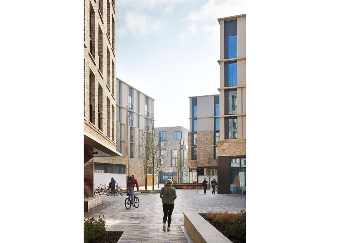 Eddington Masterplan, Cambridge.