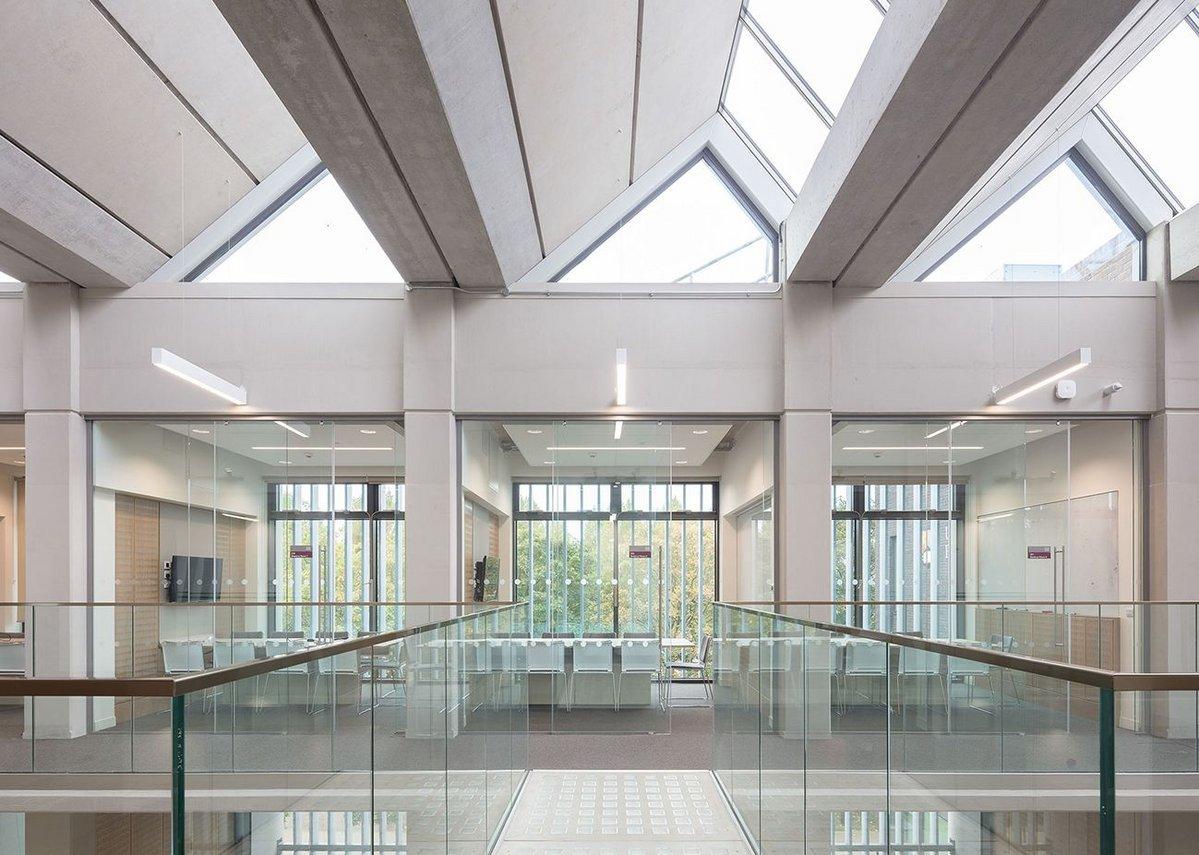 Alan Walters Building University Of Birmingham