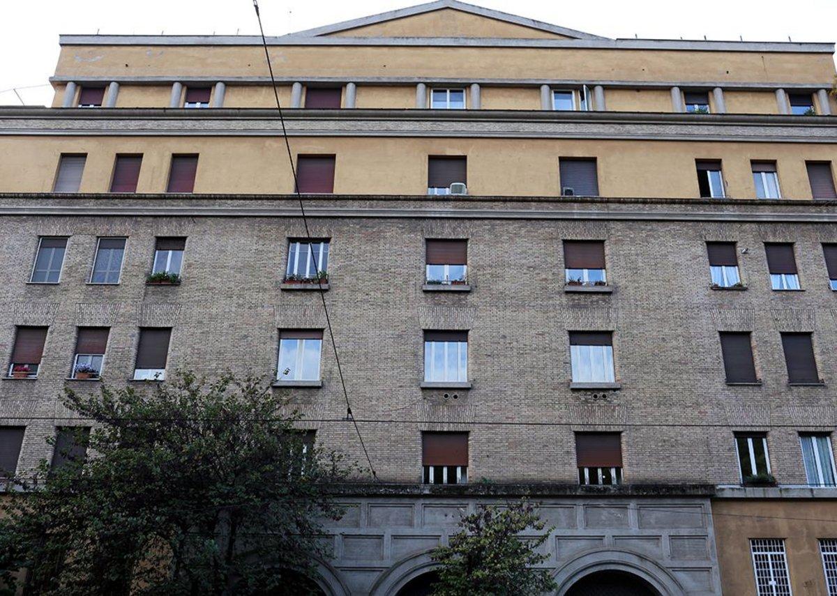 Casa ICP (Testaccio IV), Via Marmorata, 1927-29