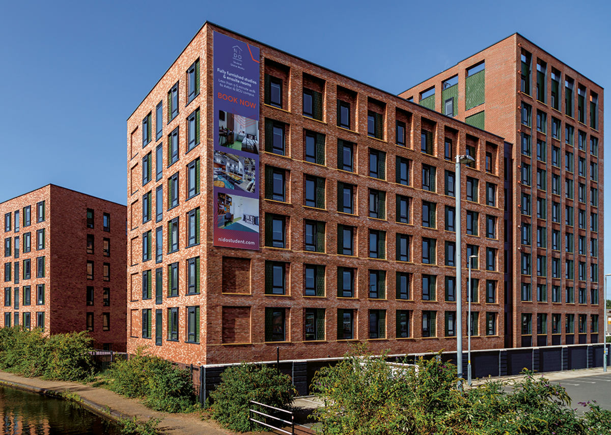Globe Works in Birmingham by Alsecco secured the INCA Architectural Design Award.