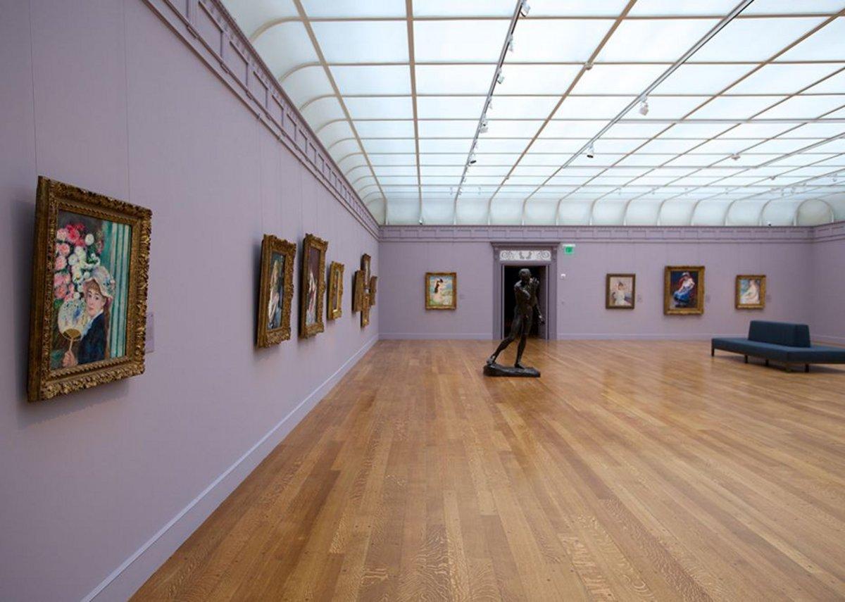Clark Art Institute.