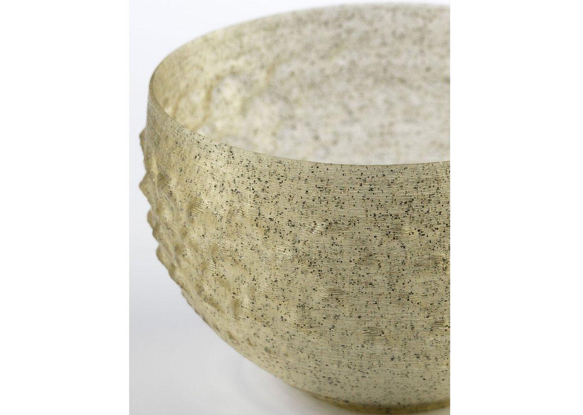 Tableware from Studio Klarenbeek & Dros made at the Luma Foundation in Arles.