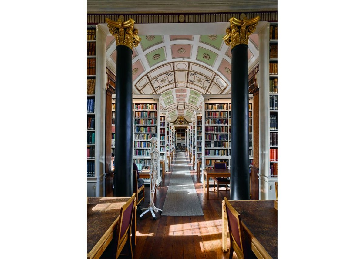 Greenland Library, Oxford.
