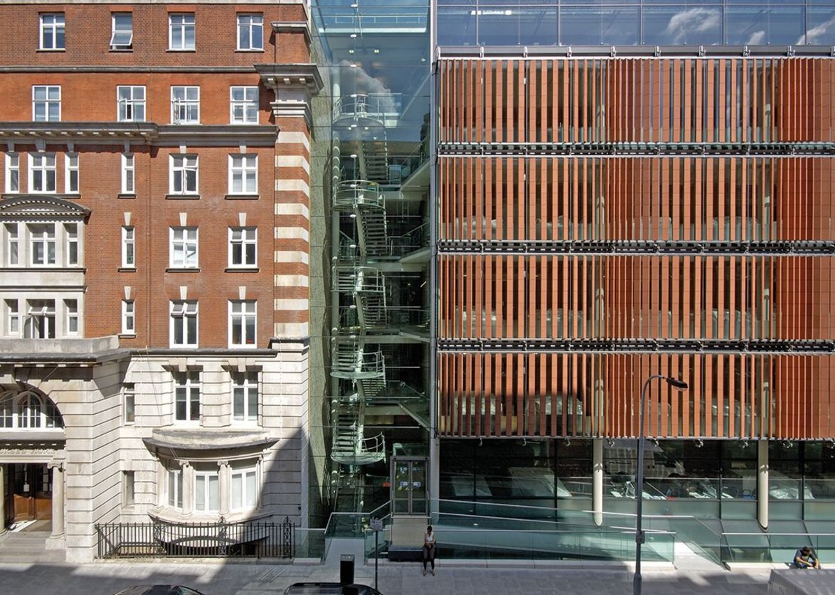 2007: UCL Cancer Institute: Paul O'Gorman Building, London, UK.