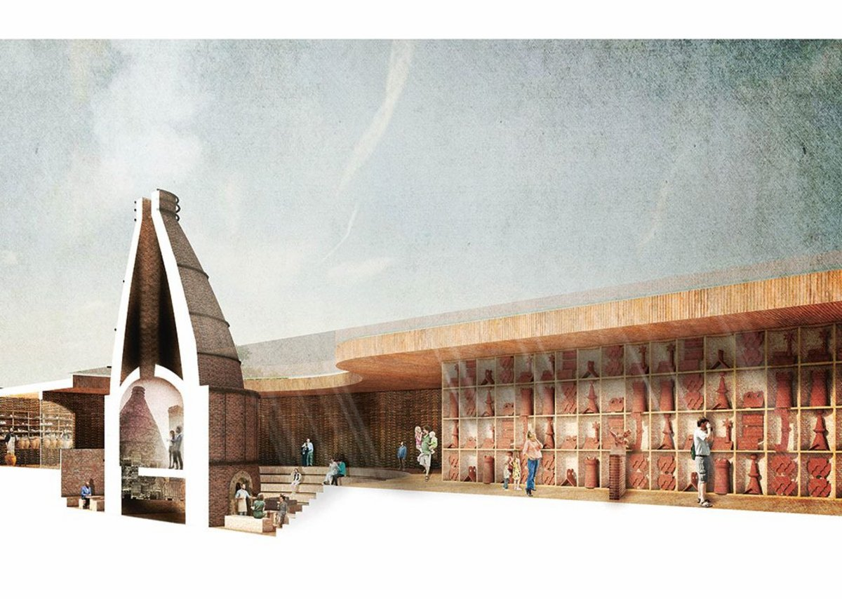 Redesign for the Brick and Tile Museum, Bridgwater.