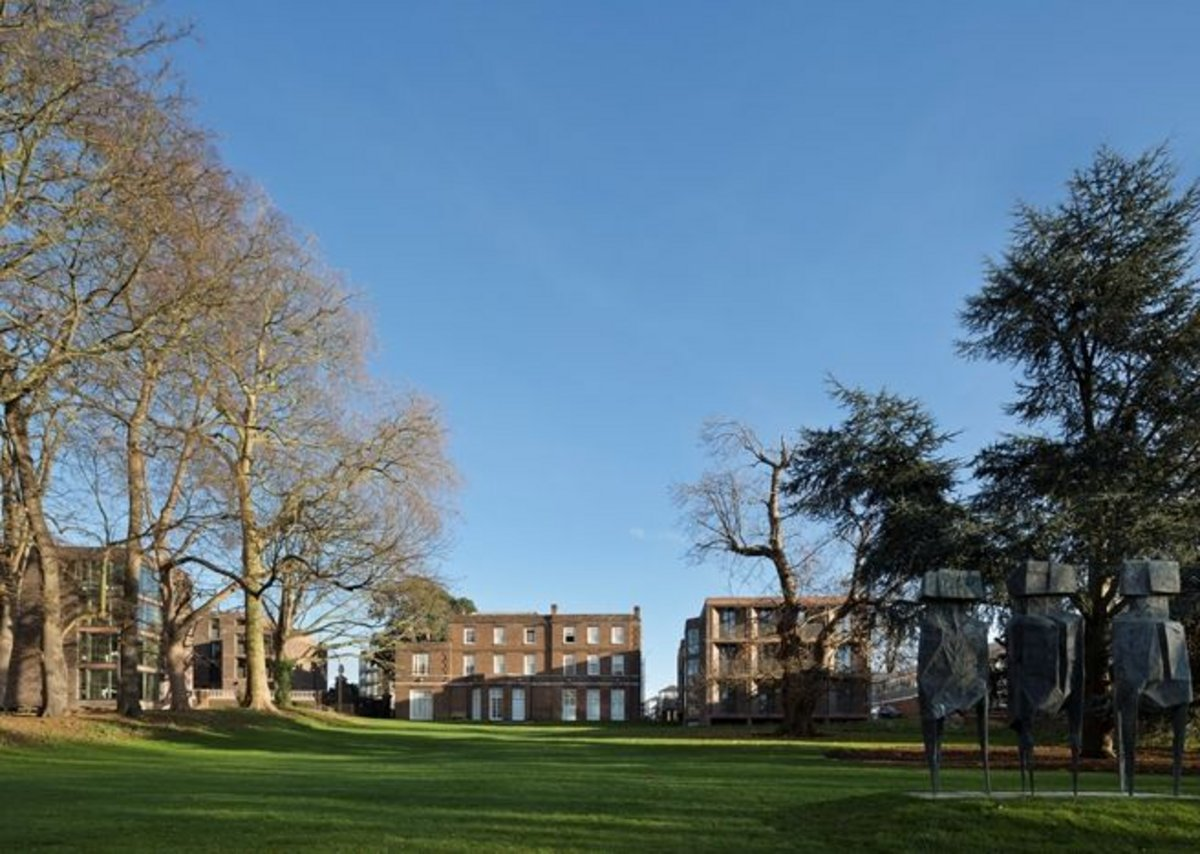Chadwick Hall, Roehampton.