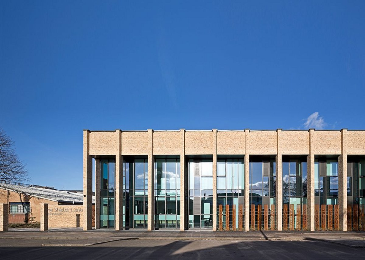 ARCHITECT'S CHOICE AWARD: The Shields Centre, Glasgow, NHS by Anderson Bell + Christie