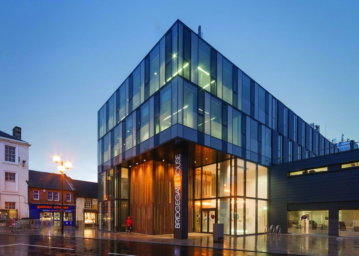 Commercial award winner: Bridgegate House, Irvine