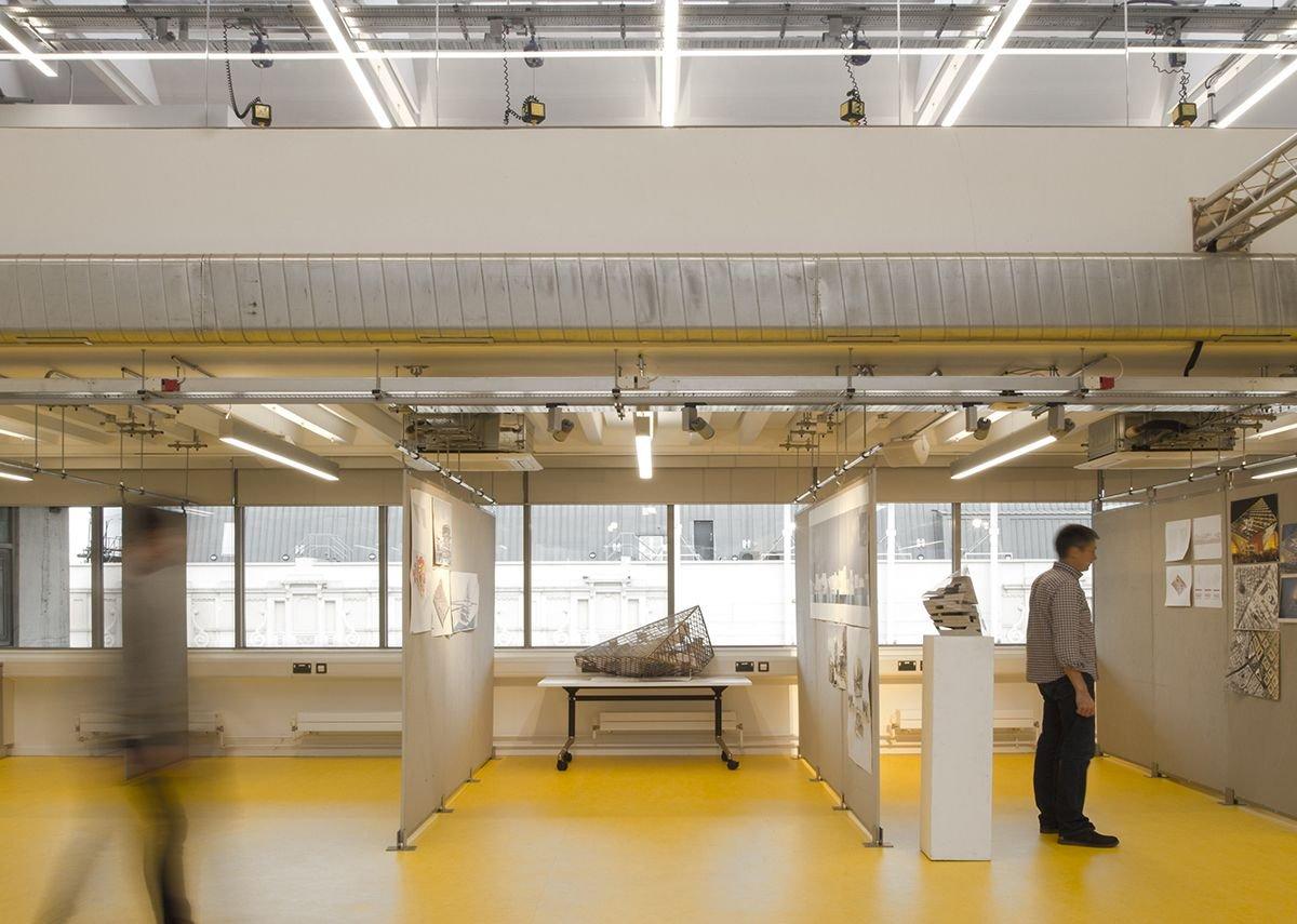 Open season ribaj for Sense of space architecture