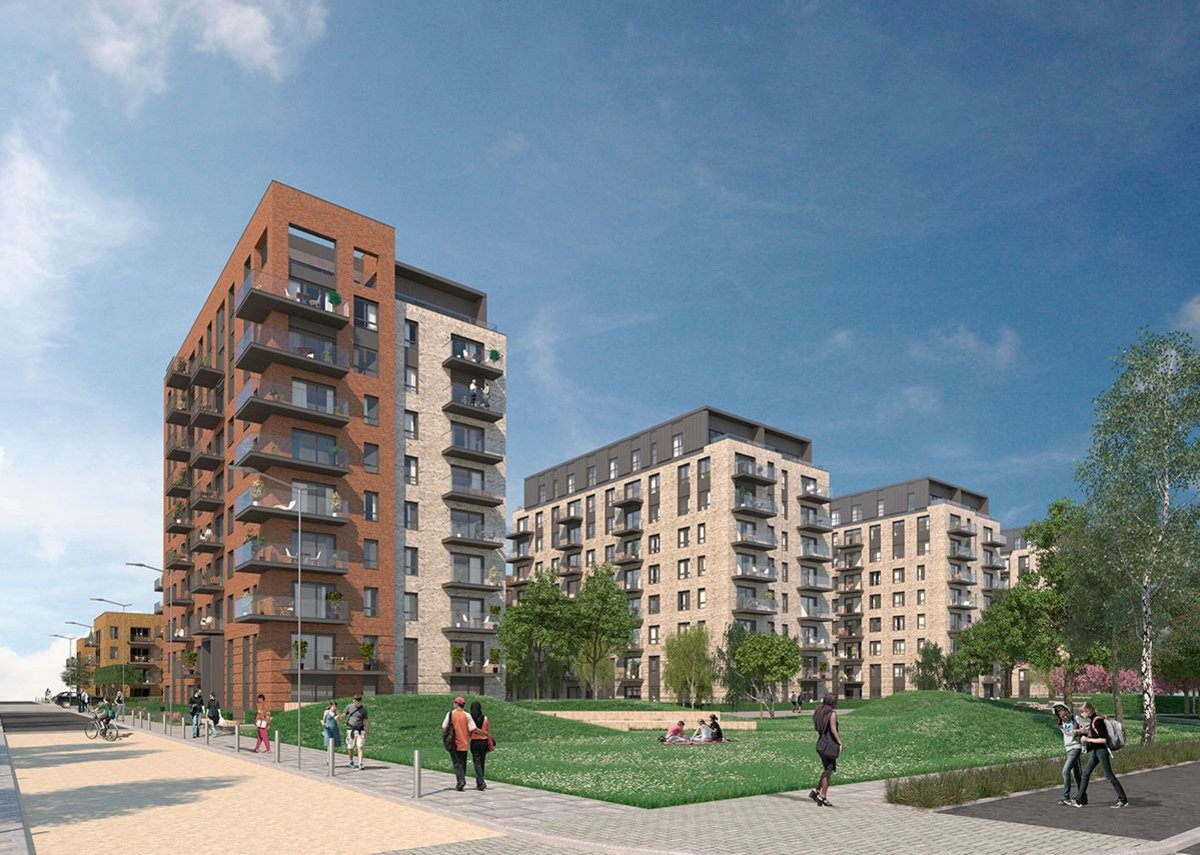 JTP's 25-year regeneration scheme in Southall.