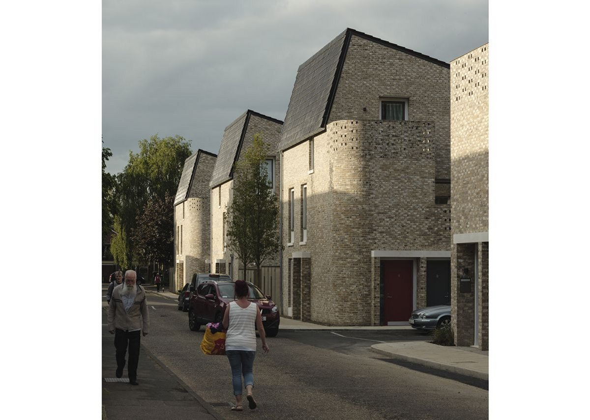 The 93 homes are intended as a new community for Norwich, north west of the city centre.