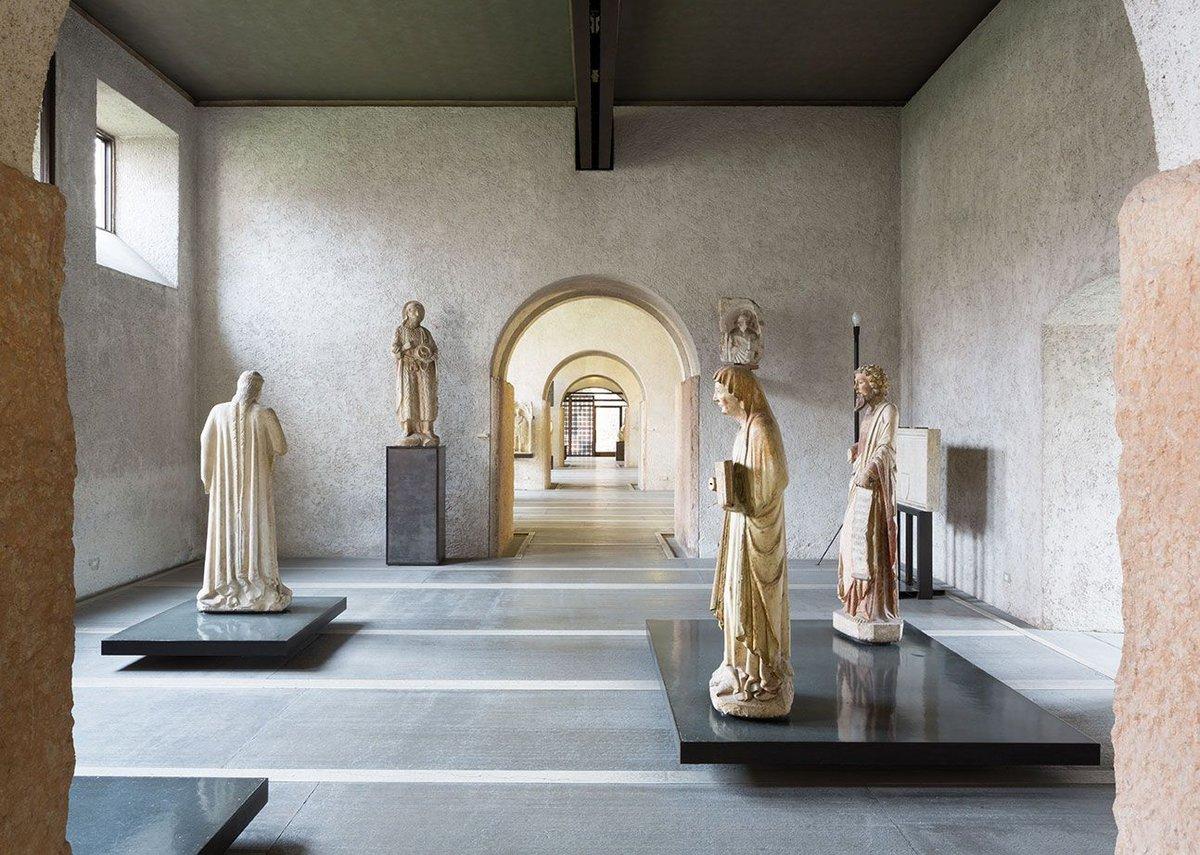 Castelvecchio ground floor gallery