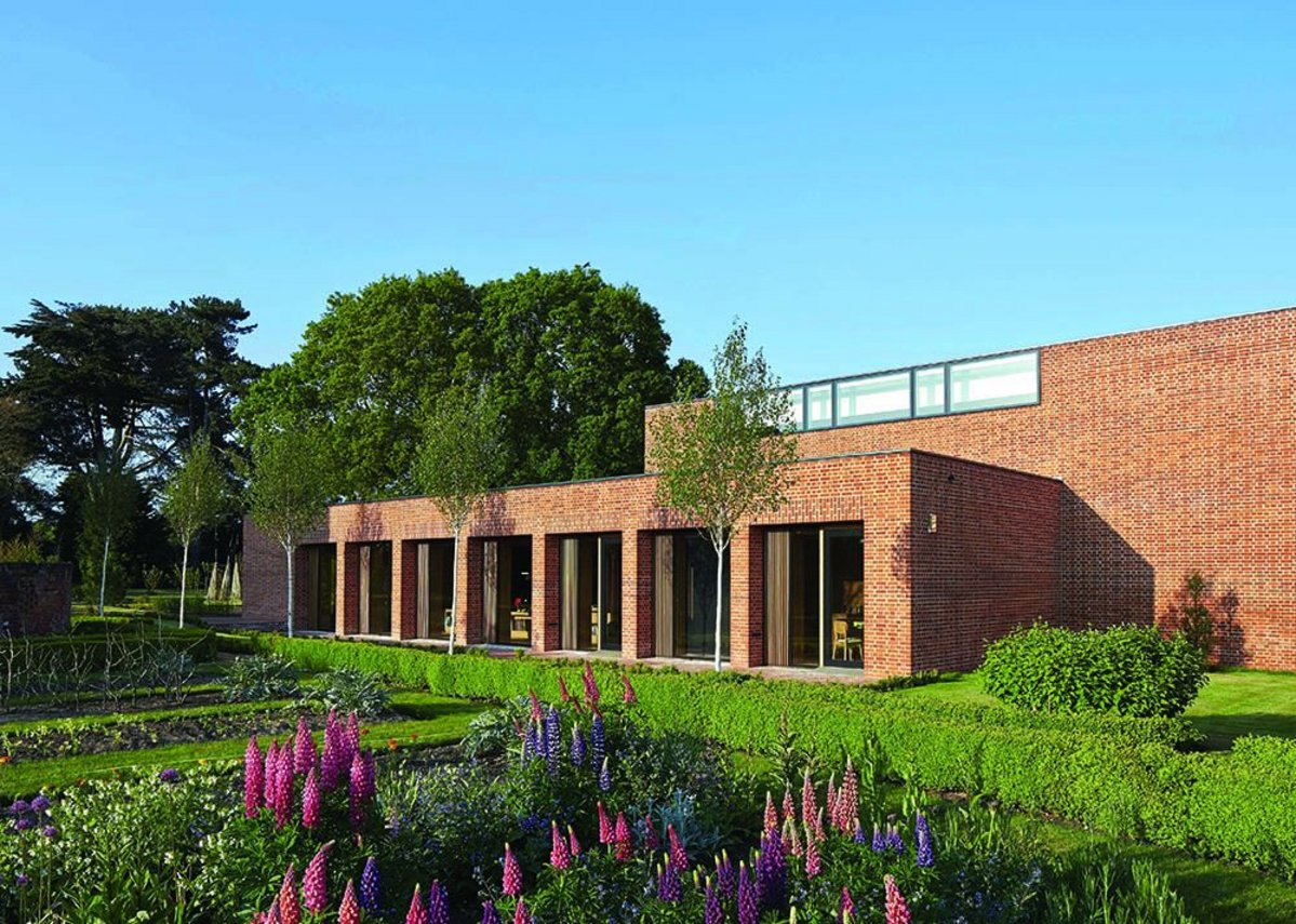 Britten Pears Archive in Aldeburgh, a small gem among far larger projects.