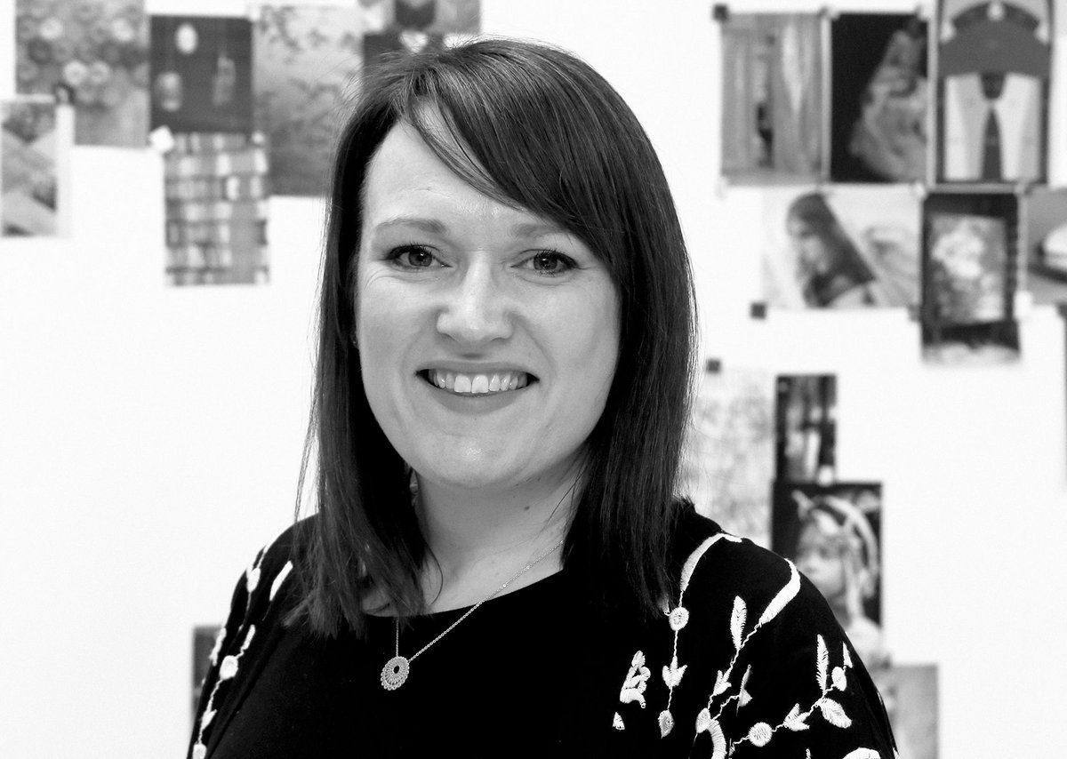 Lorna Williams - Head of product design and creative branding