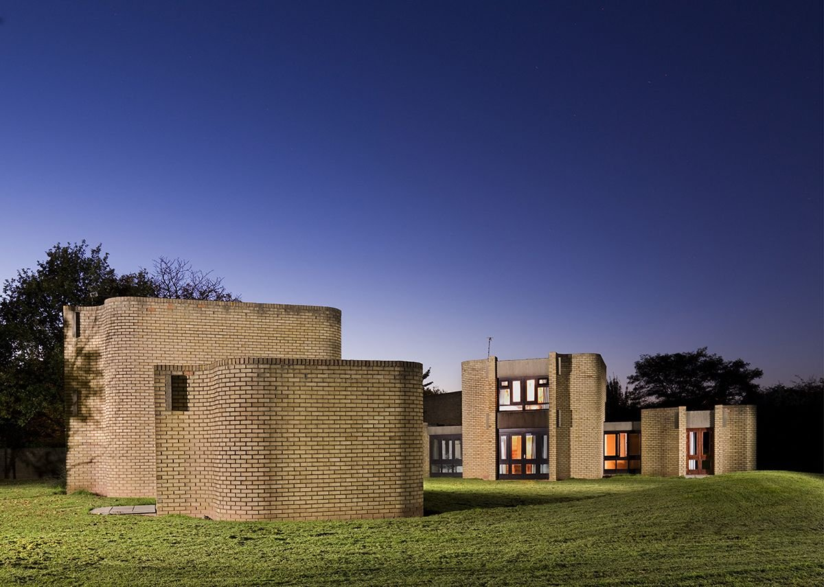 Houses for Visiting Mathematicians, Warwick University, Coventry 1968-1970, Howell, Killick, Partridge and Amis.