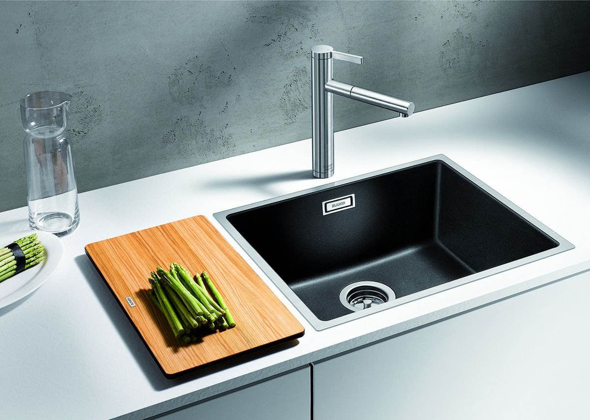 BLANCO's Subline 500-IF SteelFrame sink