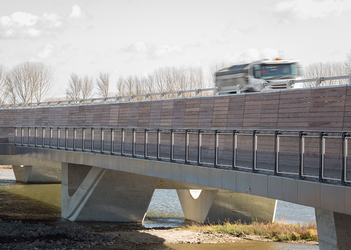 Knight Architects_Ely Bypass9:  Ely Southern Bypass © Matthew Smith