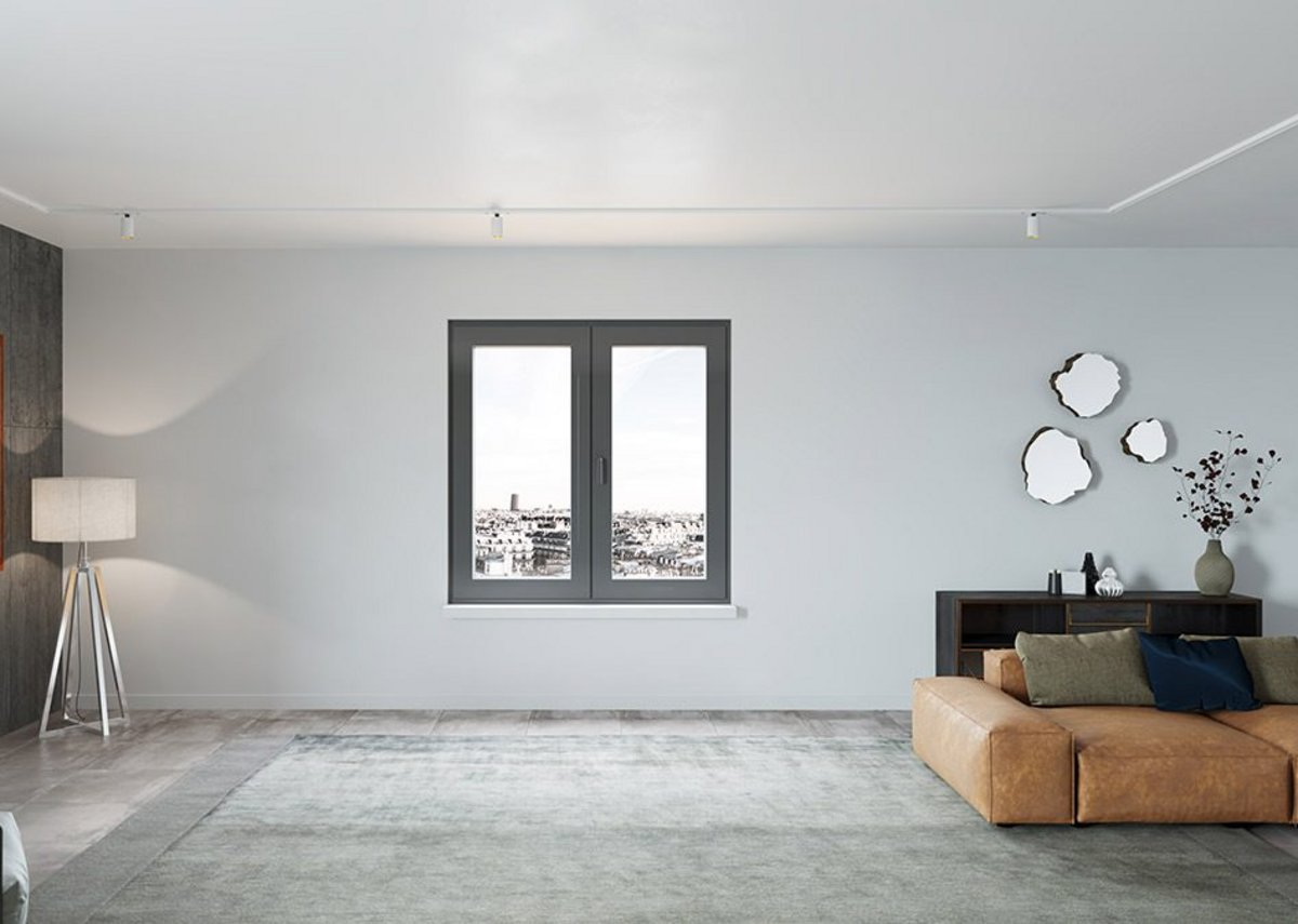 MasterLine 8 windows: Clean, minimalist good looks for all architectural styles.