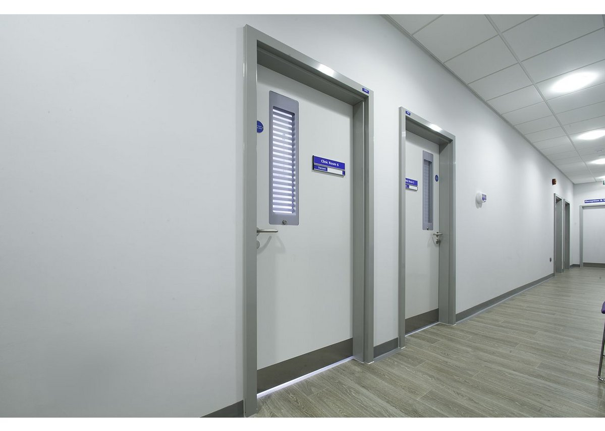 Hygidoors at iCaSH Clinics