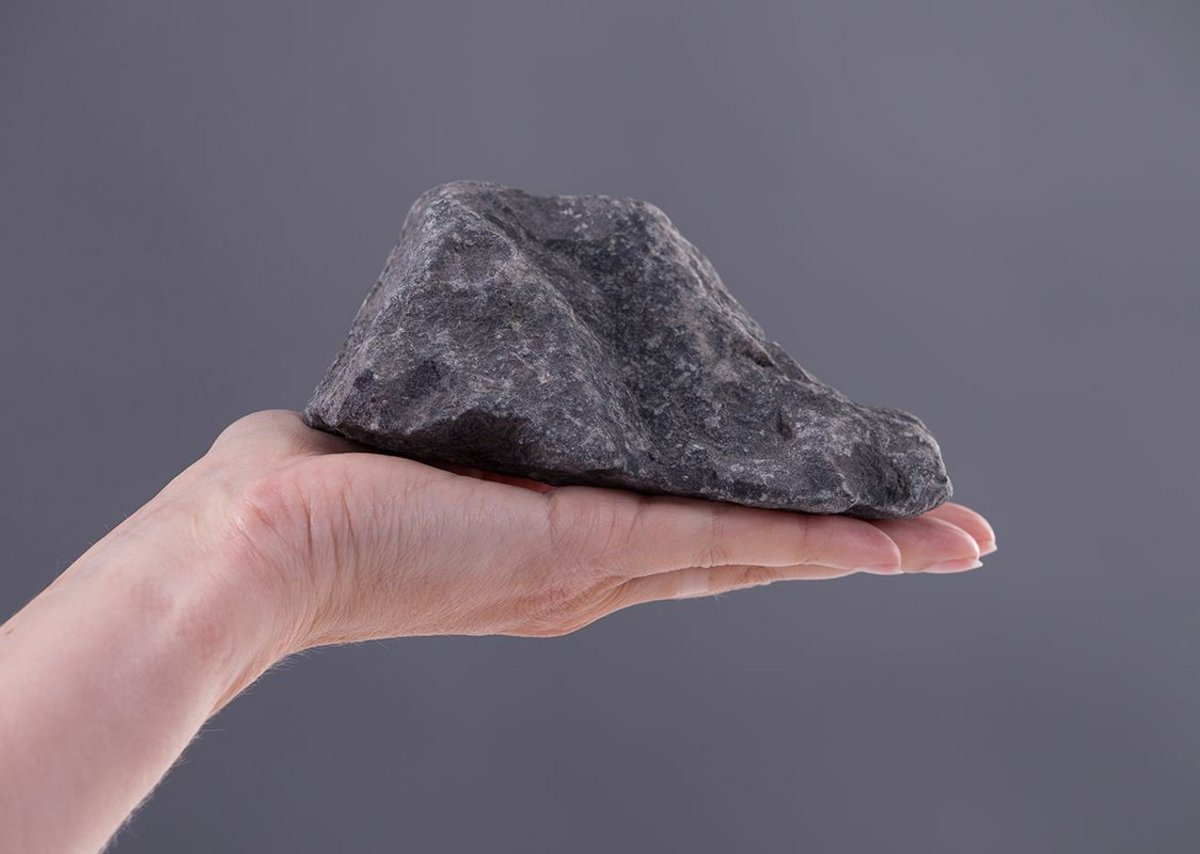 Basalt is the naturally renewable and sustainable raw material for stone wool.