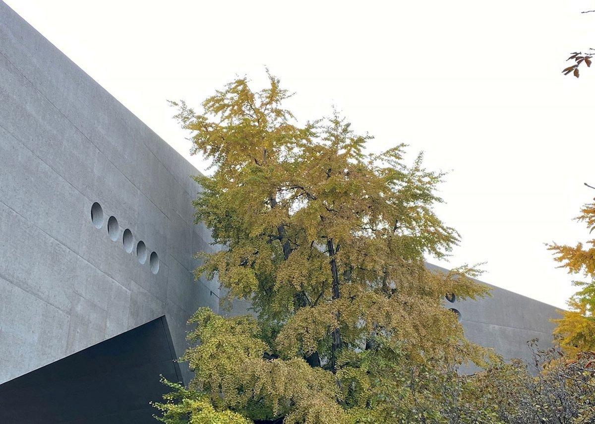 Swiss National Museum by Christ & Gantenbein.