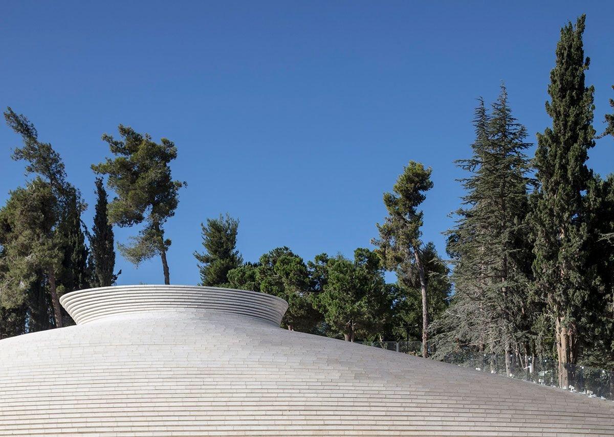 Mount Herzl Memorial Amit Geron