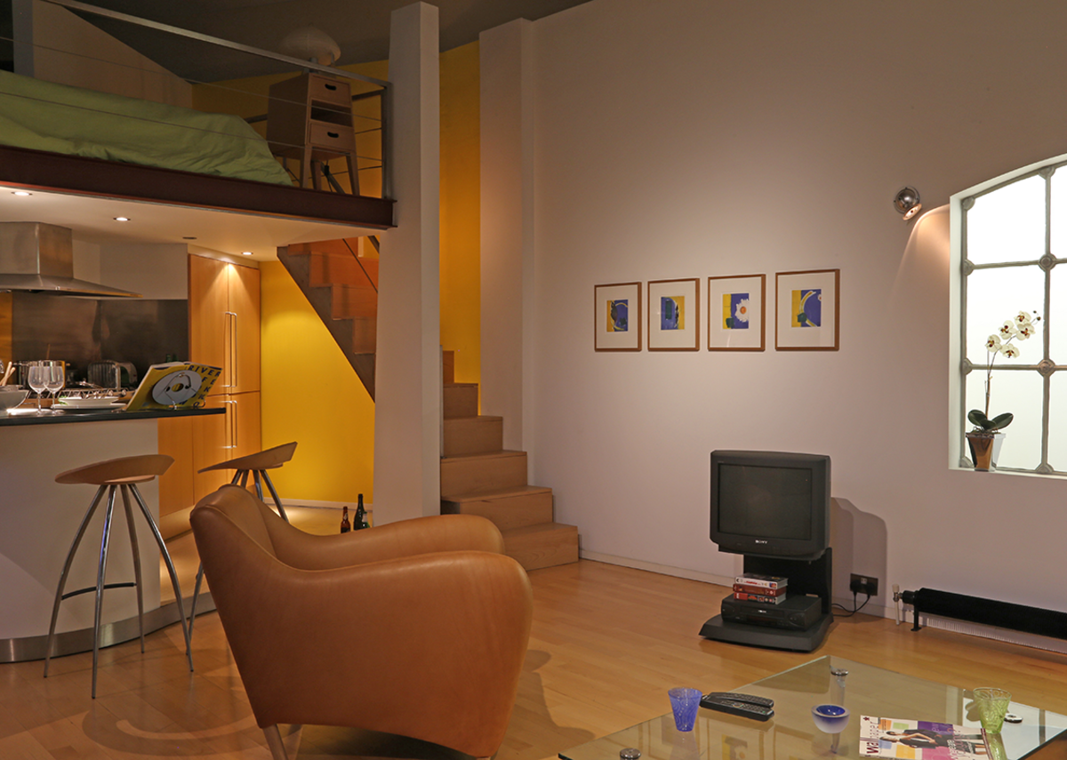 The 1990s Period Room. Courtesy of the Museum of the Home