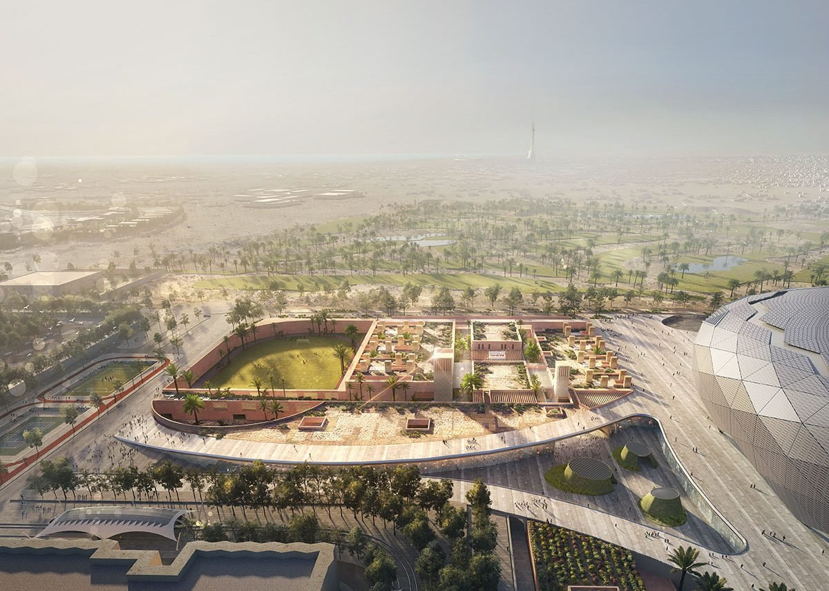 Middle East Future School, Doha.