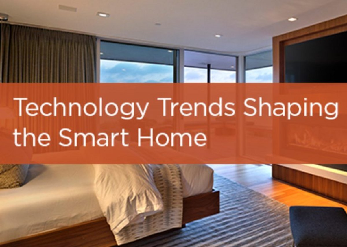 Take a look at some of the latest emerging trends in home technology for a competitive edge when talking to clients.