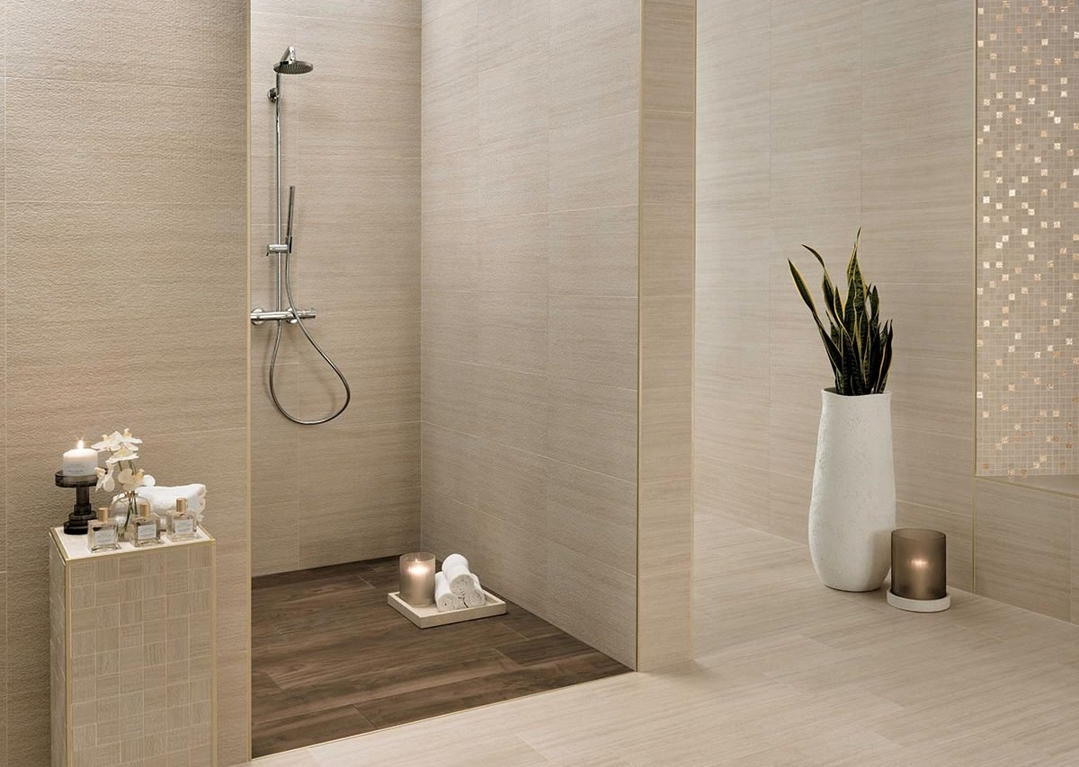Schlüter provides practical and approved bathroom solutions for waterproofing.