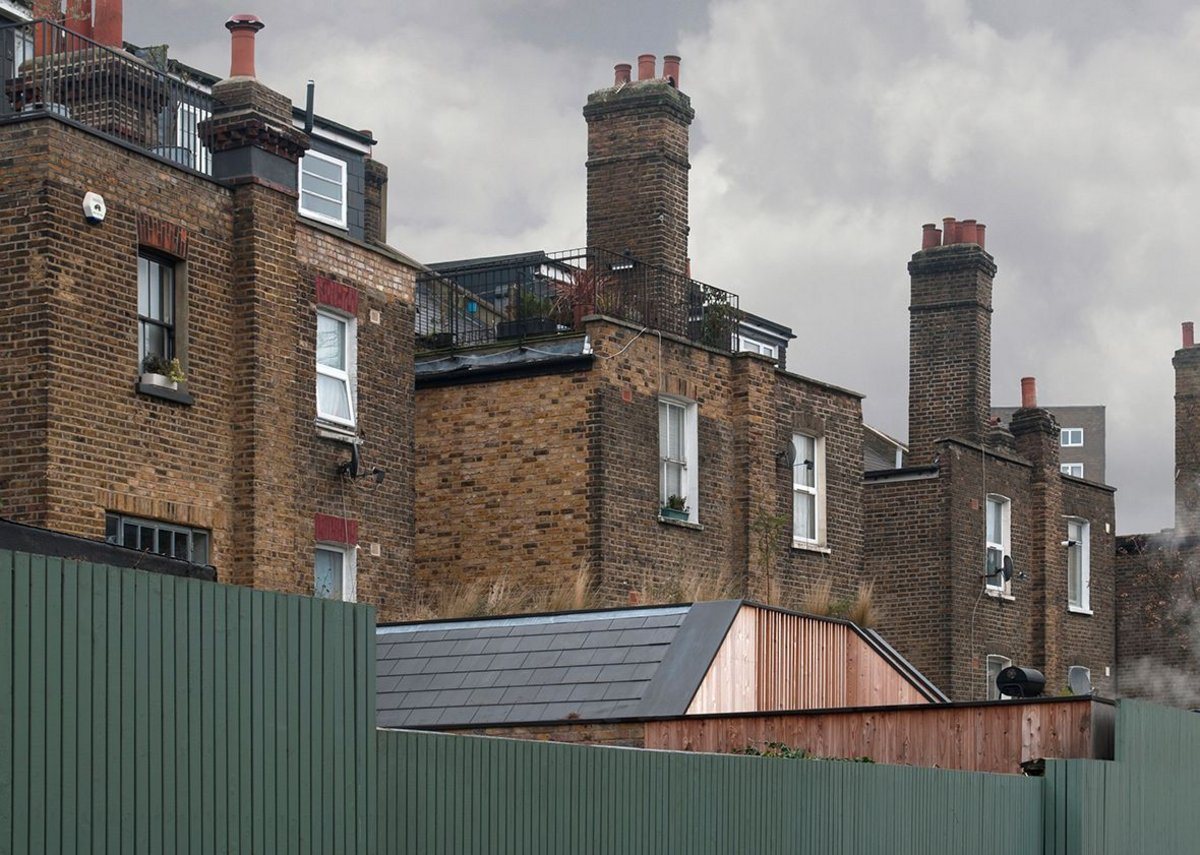 Home Studio Kilburn London by Studio McLeod.