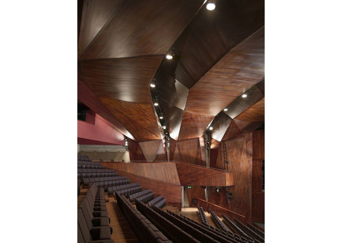 Lyric Theatre Belfast - Stirling shortlisted 2012.