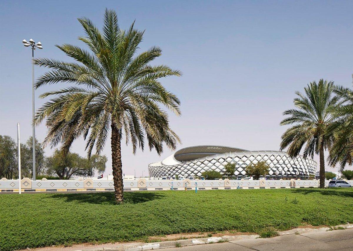 HBZ Stadium by Pattern.