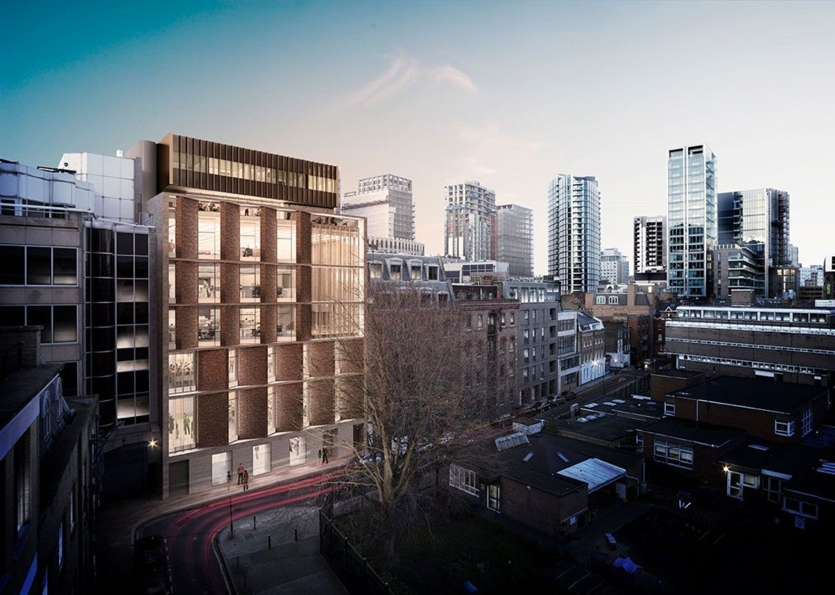 Bennetts Associates' relationship with the Royal College of Pathologists spans 25 years, and still flourishes today with a fresh commission to design new headquarters for them in Whitechapel, east London.