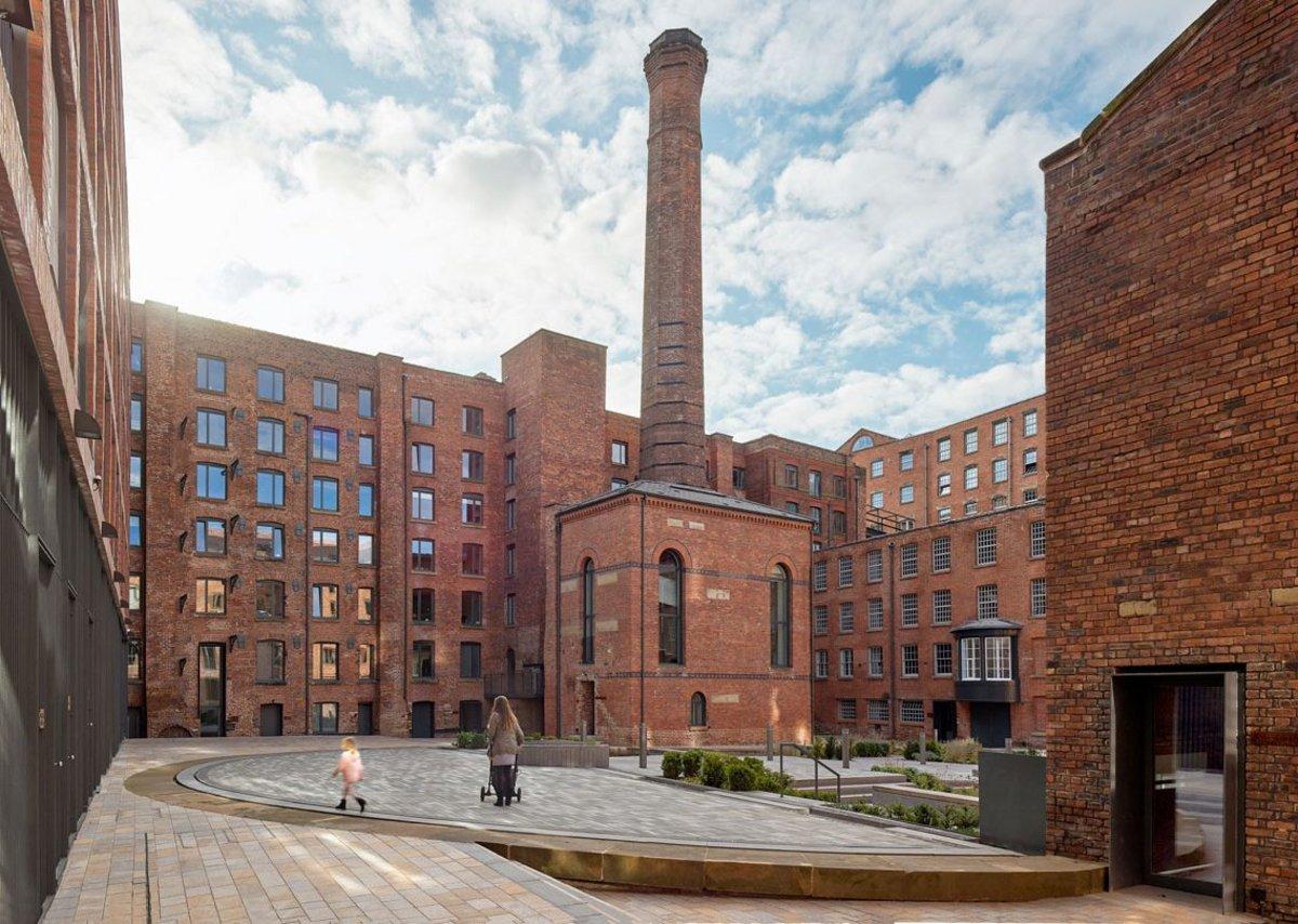 Murrays' Mills, Manchester