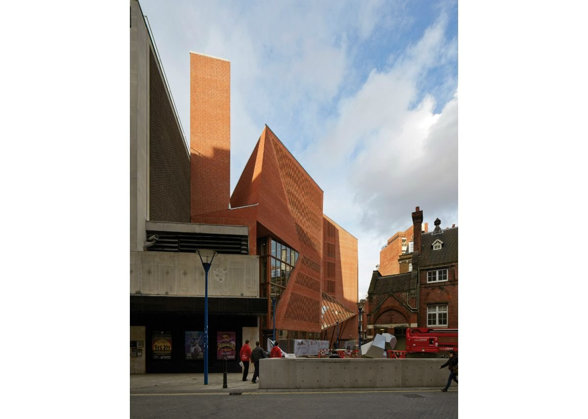Best Education Building: LSE Saw Swee Hock Student Centre, O'Donnell + Tuomey