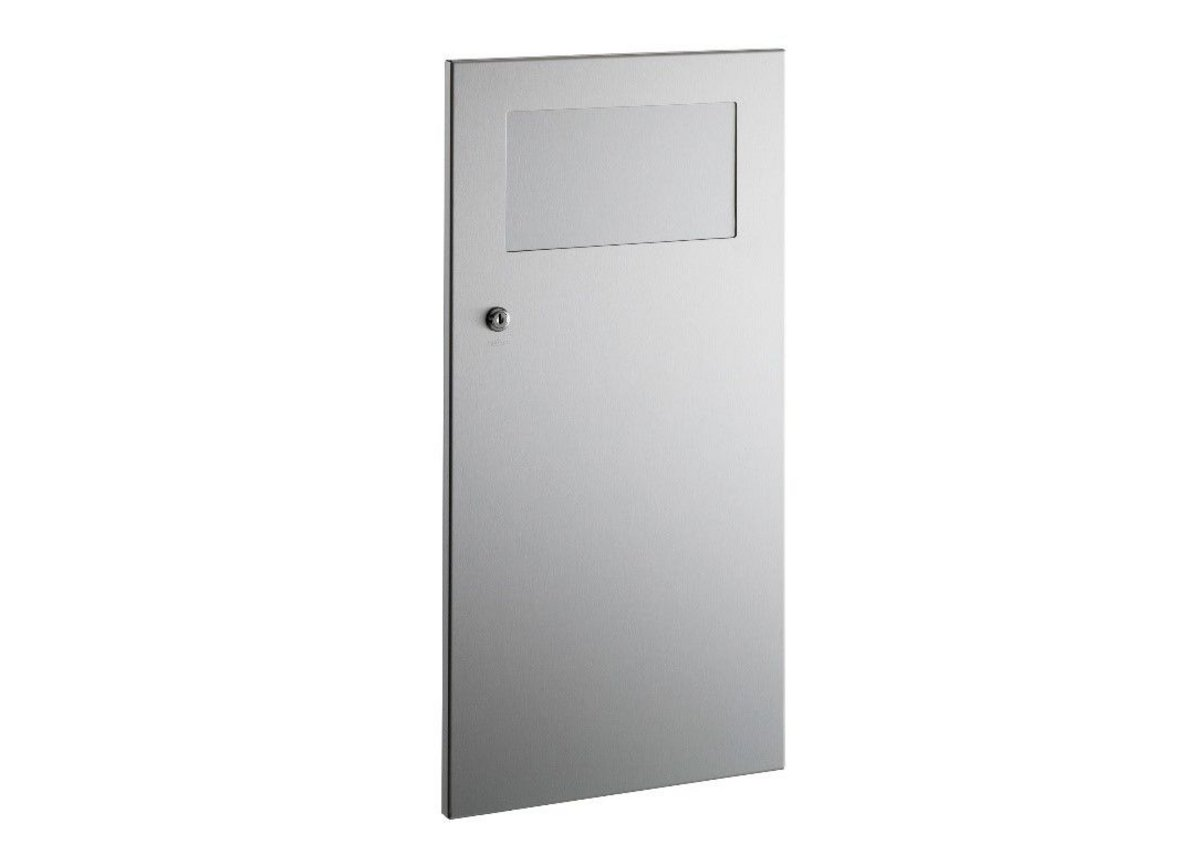 TrimLineSeries B-35633 recessed waste bin