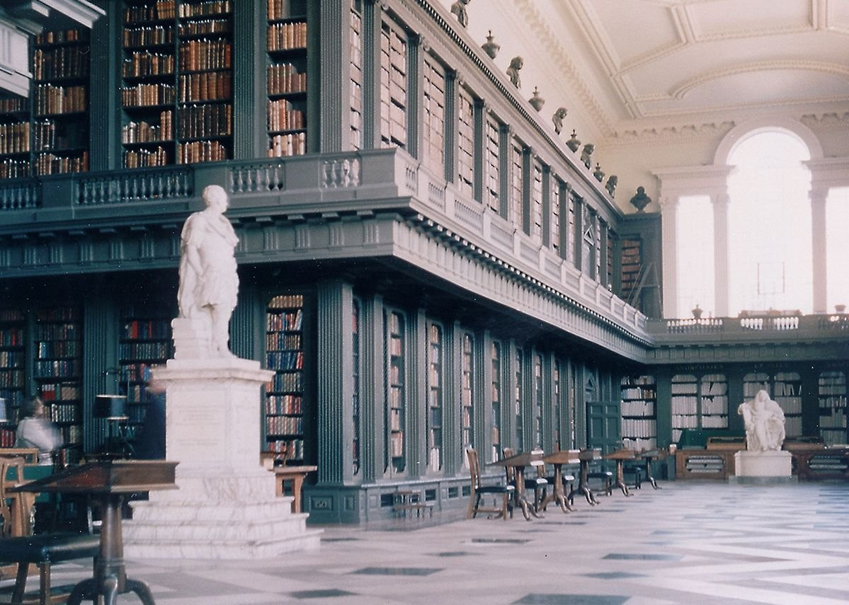 Codrington Library at All Souls College, Oxford