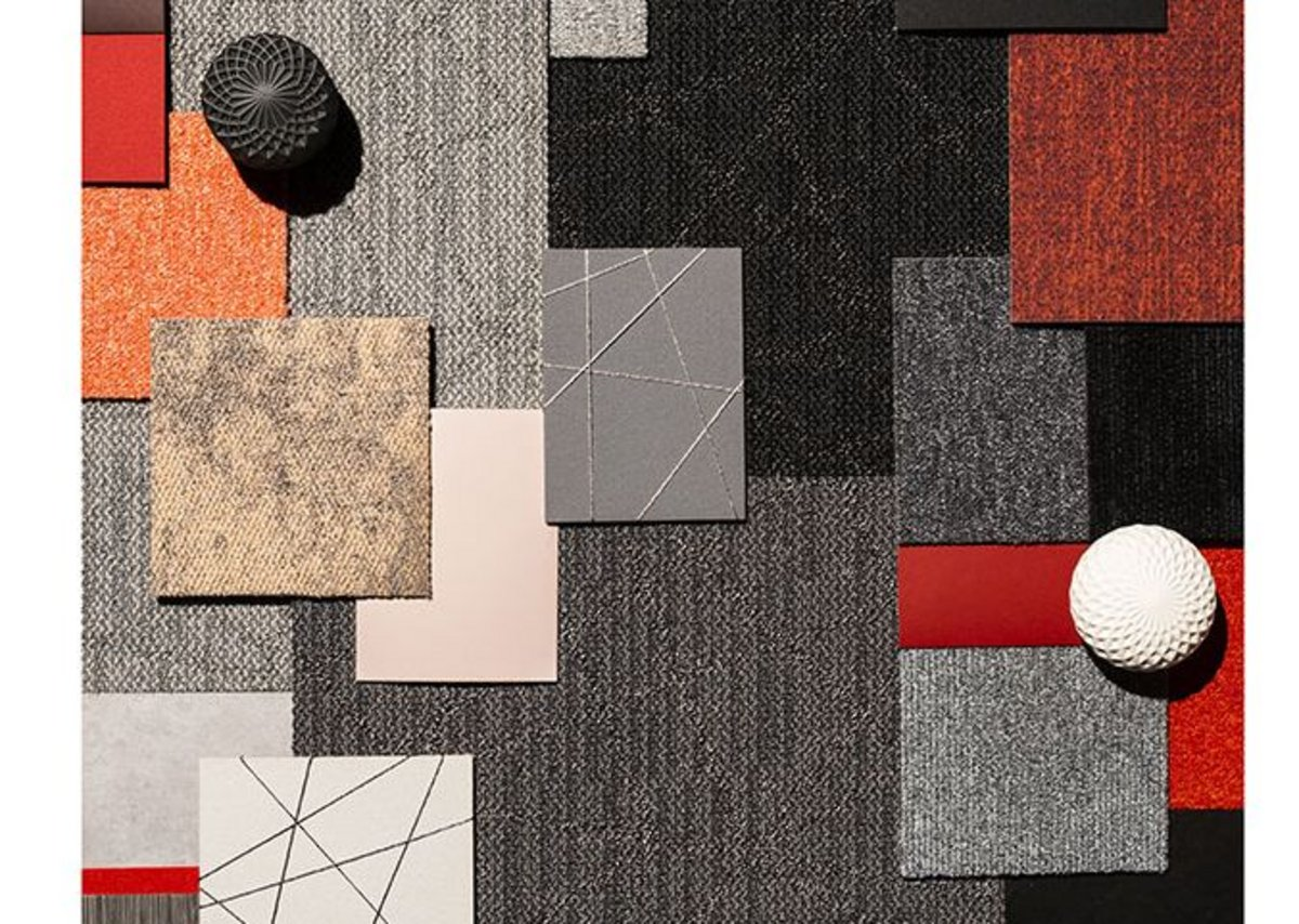 Mix and match: Tessera Nexus mood boards.