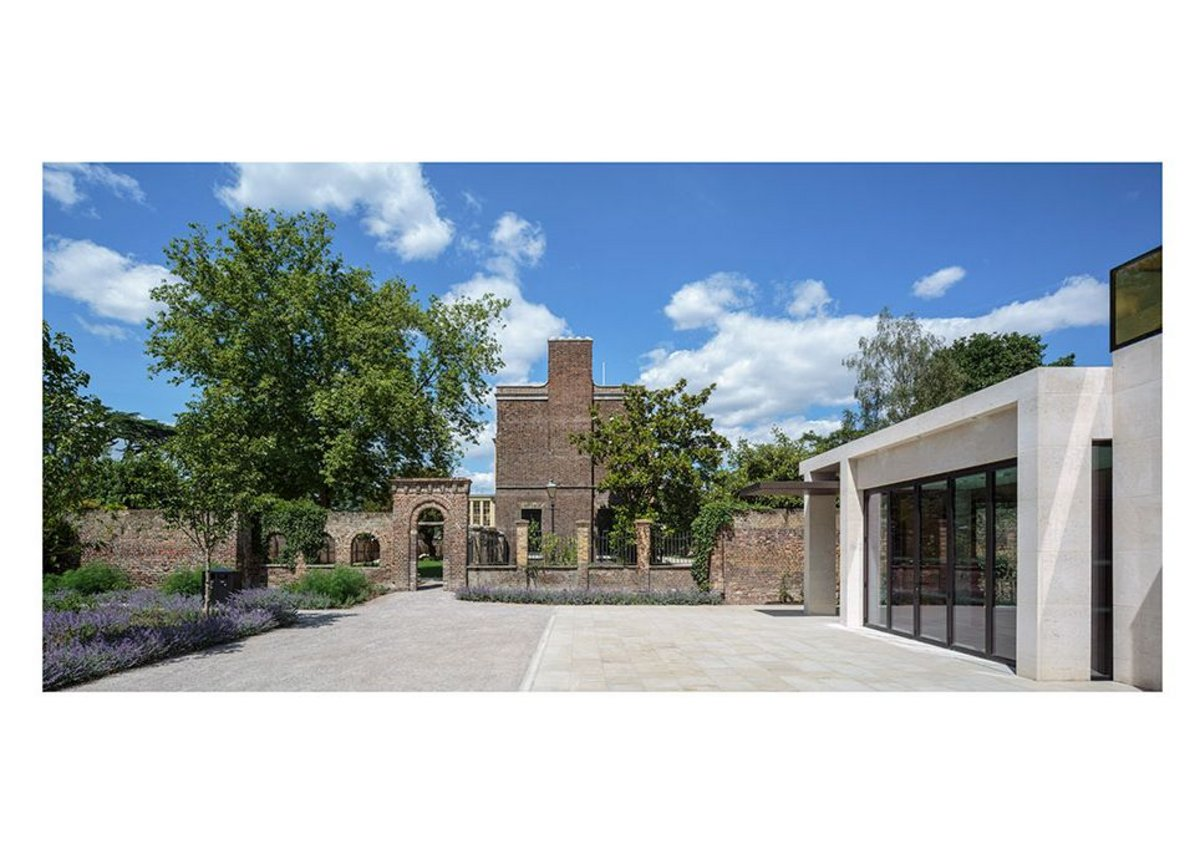 RIBA Regional Awards 2019 London West. Pitzhanger Manor. Jestico + Whiles and Julian Harrap Architects for Ealing Council and Pitzhanger Manor and Gallery Trust.