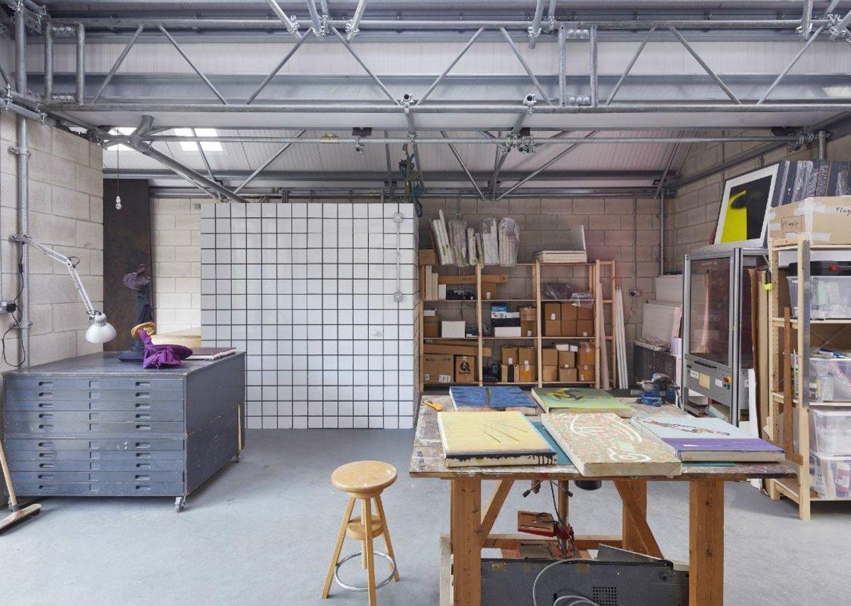 Lomax Studio, New Cross.