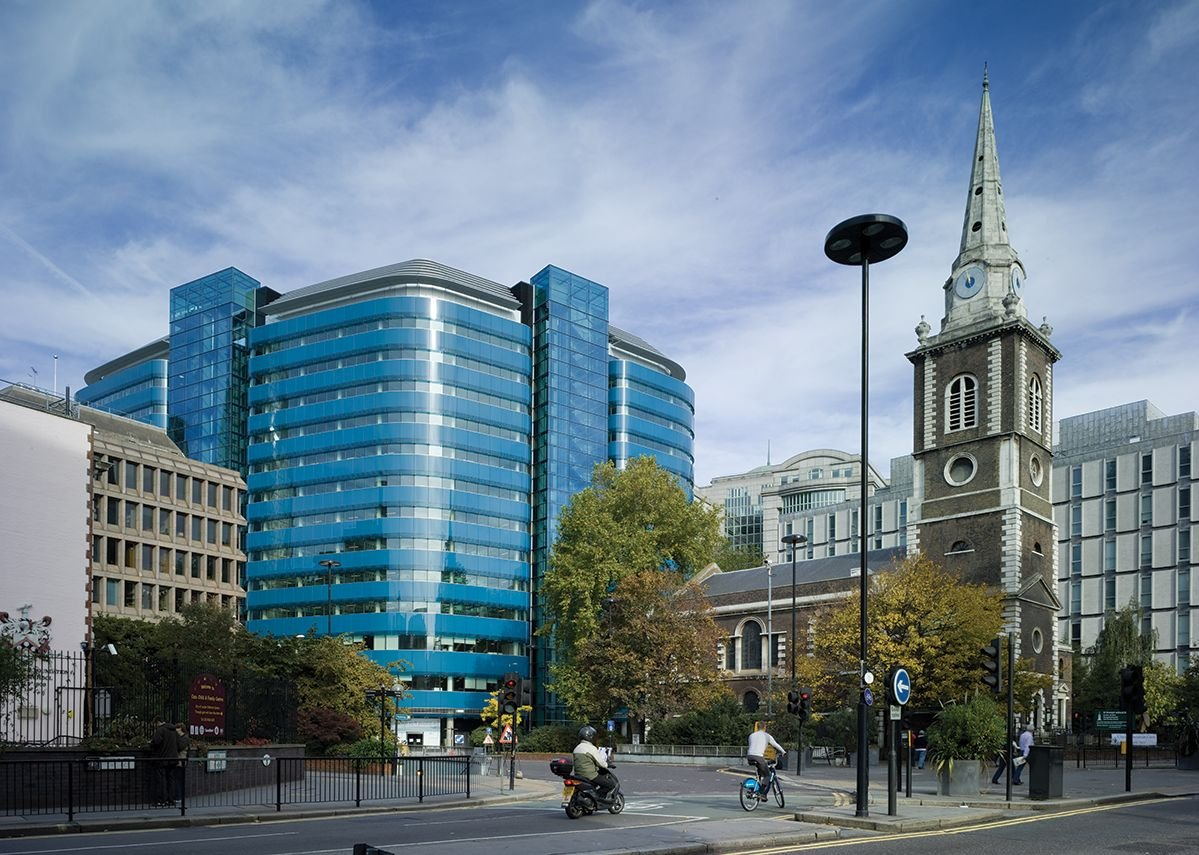 2010: St Botolph Building, London, UK.