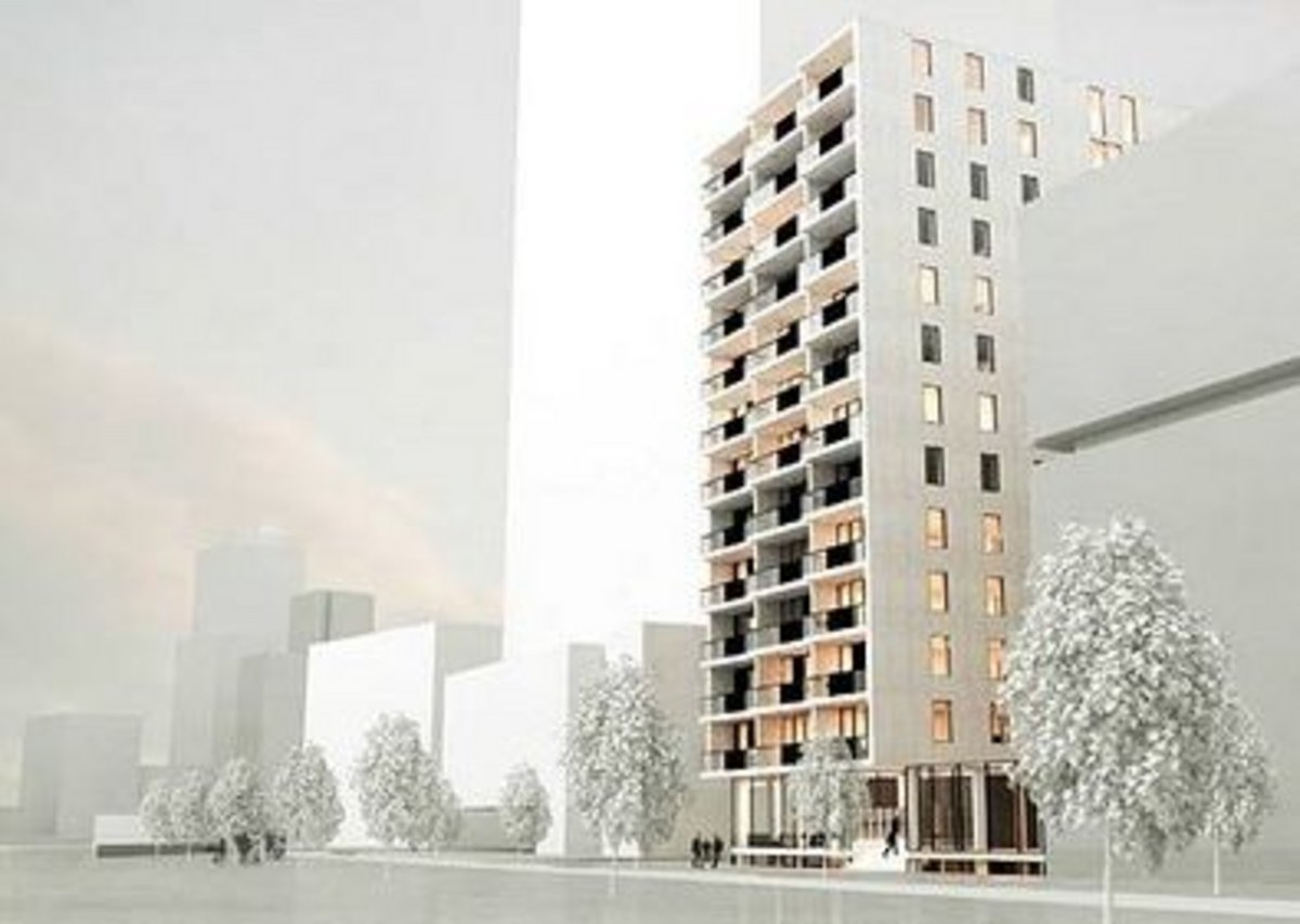 Reynaers Masterline Specified For Rotterdam Residential